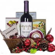 Wine Gift Basket Wine Gift Baskets Wine Barrel Elegance Wine Chest Of Delicacies