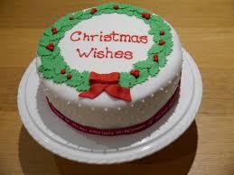 simple christmas wreath cake mummy makes cakes
