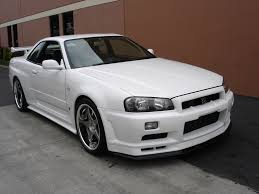 nissan skyline r34 paul walker tribute to the late paul walker