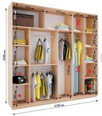 Furniture Closet Wardrobe Closet Design Guidelines U0026 Rules Architecture U0026 Design