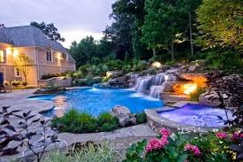 pool landscaping ideas landscape design around inground pools landscape design inground