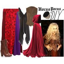 Halloween Costumes Hocus Pocus Inspired Sanderson Sisters 1993 Disney Film Hocus