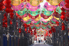 luck lanterns stroll traditional lanterns and luck