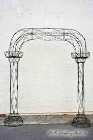 wedding arches rentals in houston tx wrought iron wedding arches wrought iron arches for your wedding