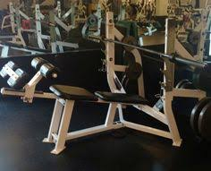 Hammer Strength Decline Bench Maxicam Hanging Knee Raise U0026 Dip Chin 300 Colorado Used Gym