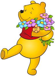 winnie pooh flowers free png clip art image gallery