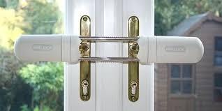sliding glass door security bars sliding glass door security bar home depot master lock sliding