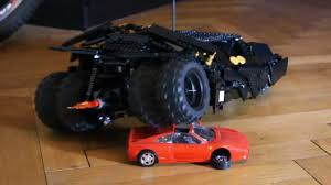 lego technic car this is the best r c batmobile ever top gear