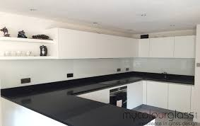 Kitchen Splashback Ideas Uk by Kitchen Ideas From Mycolourglass Kitchen Splashbacks