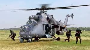 watch this russian mi 35 hind do what no other attack helicopter