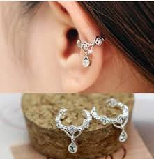 where to buy cartilage earrings cartilage earrings cuff pierced ear suppliers best cartilage