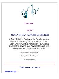 drama u0026theseventhdayadventistchurch l seventh day adventist