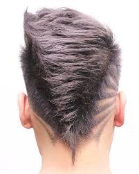 undercut back design men fade haircuts