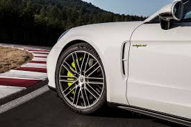 porsche mission e wheels 2018 porsche panamera turbo s e hybrid first drive review motor