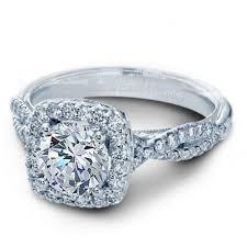 fine wedding rings images Verragio halo white gold diamond engagement ring designer jpg