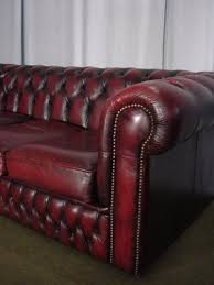 canap chesterfield bordeaux canapé chesterfield bordeaux cuir bordeaux vintage 66827
