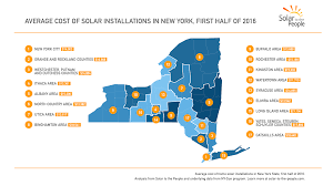 New York Area Code Map by How Much Do Solar Panels Cost In New York Solar To The People