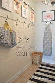 Laundry Room Decorating Ideas by Best 25 Ironing Board Storage Ideas On Pinterest Ironing Board