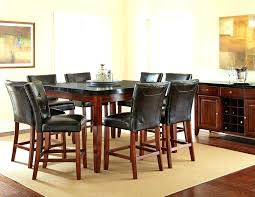 7 Piece Counter Height Dining Room Sets Granite Top Counter Height Dining Table Set And Chairs 22793