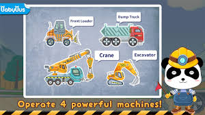 heavy machines free for kids android apps on google play