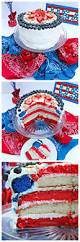 How Big Is The American Flag Best 25 Flag Cake Ideas On Pinterest American Flag Cake Recipe