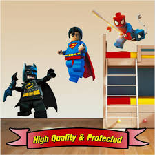 spiderman city wall decal color the walls of your house spiderman city wall decal superman spiderman batman wall stickers decal childrens boys