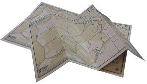 paper maps tridura durable paper water tear resistant paper