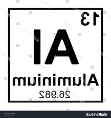 is aluminum on the periodic table periodic table element aluminium superb aluminum on the periodic