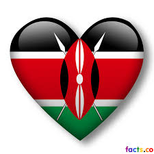 image gallery kenya flag color meanings