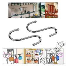 discount home kitchen accessories stainless steel s shape s hooks