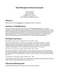 Objective Of Resume Examples Relationship Management Resume Objective Google Search Resume