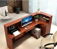 Retail Reception Desk Desk Reception Desk For Sale Craigslist Bar Retail Counter