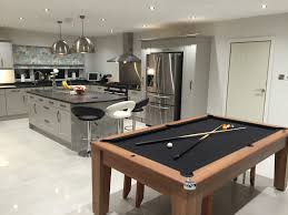 Pool Table Kitchen Table Home Design - Kitchen pool table