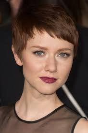 short hairstyles with fringe sideburns pixie haircuts with bangs 50 terrific tapers
