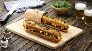 Backyard Hibachi Grill by A Backyard Favorite Gets Gentrified Beef Bbq Baguette Youtube
