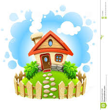 cottage clipart fairytale cottage pencil and in color cottage