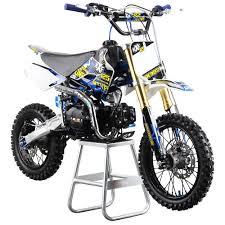 model motocross bikes m2r racing kxf125 120cc 76cm blue pit bike model fbk 3651
