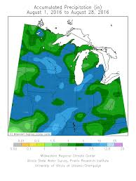 The United States Midwest Region Map by Wet August Leaves Soggy Fields Drier Days Ahead Updraft