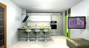 cuisine salon salon veranda amenagement veranda 20m2 salle a manger 16m2 6