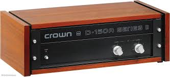 crown d 150a series ii review