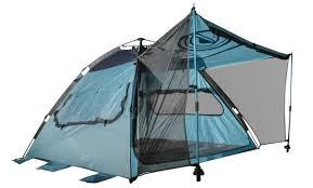 amazon com quick up cabana style xl beach tent u2013 2 in 1 sun canopy