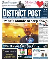 the district post 6th february 2015 by the district post issuu
