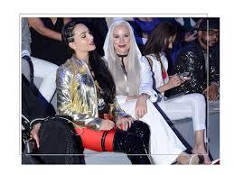 arab fashion week fashion in dubai