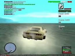 trucchi gta liberty city psp macchine volanti acrobazie con l auto sull acqua gta sa