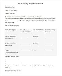 college student cv template word college student resume template microsoft word creative vision