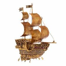 pirate s ship ornament gump s