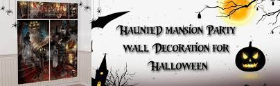 amazon com haunted mansion house halloween trick or treat party