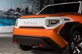 google toyota the toyota ft 4x is a big orange gearbox on wheels the verge
