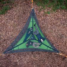 Large Hammock Tent Trillium Hammock Green Fabric Tentsile Touch Of Modern