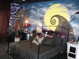 nightmare before bedroom decor the comfortable room